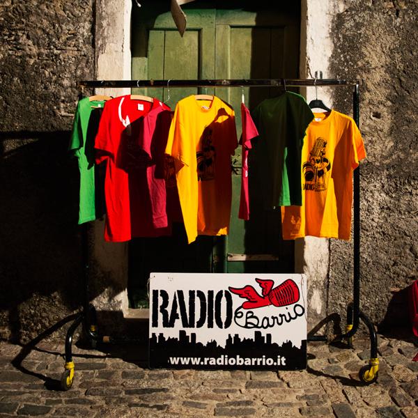 Maglie Radio Barrio