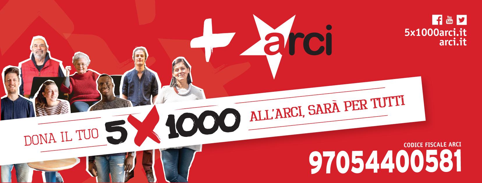 Arci 5×1000 2018