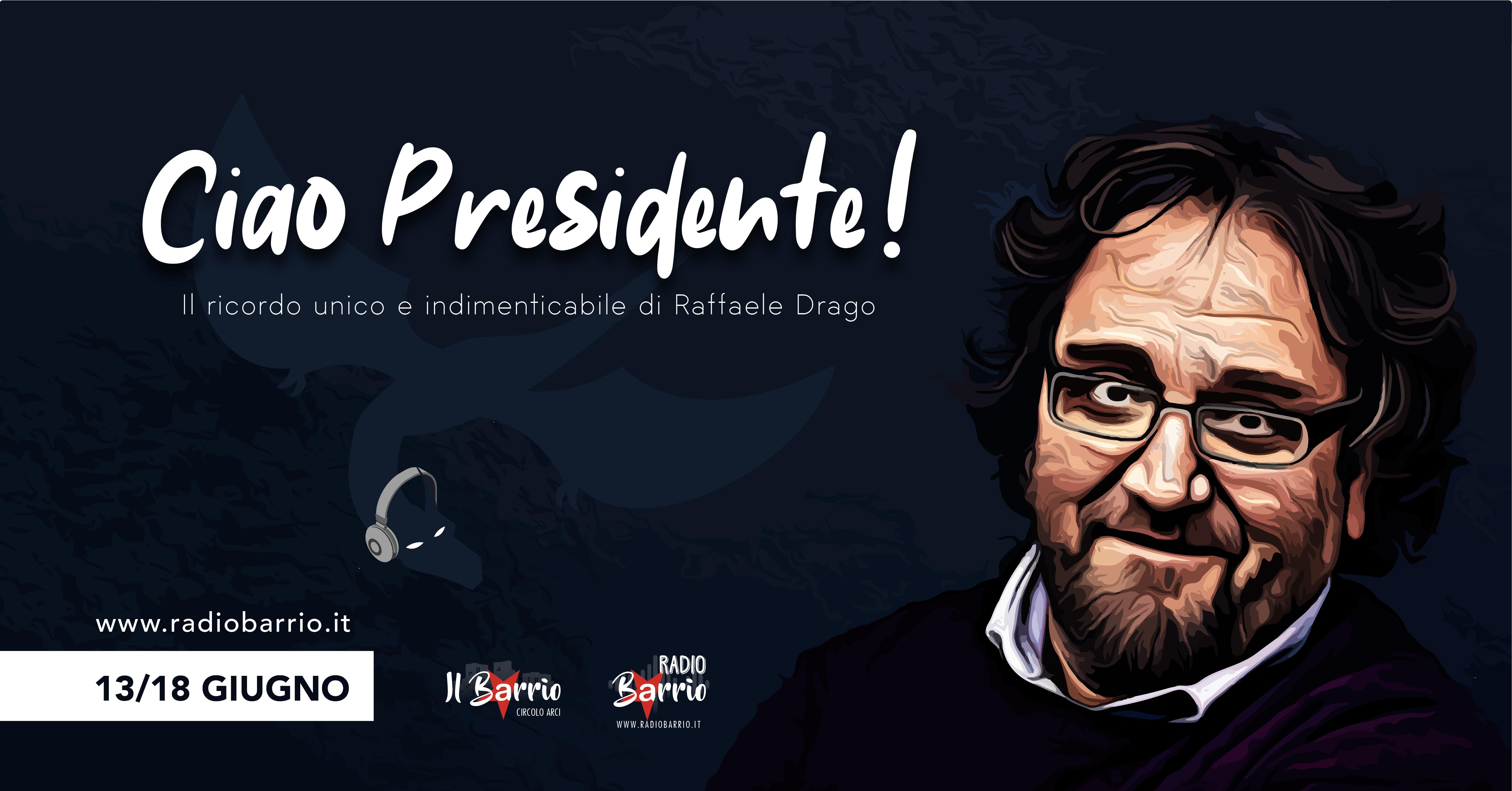 Ciao Presidente_evento
