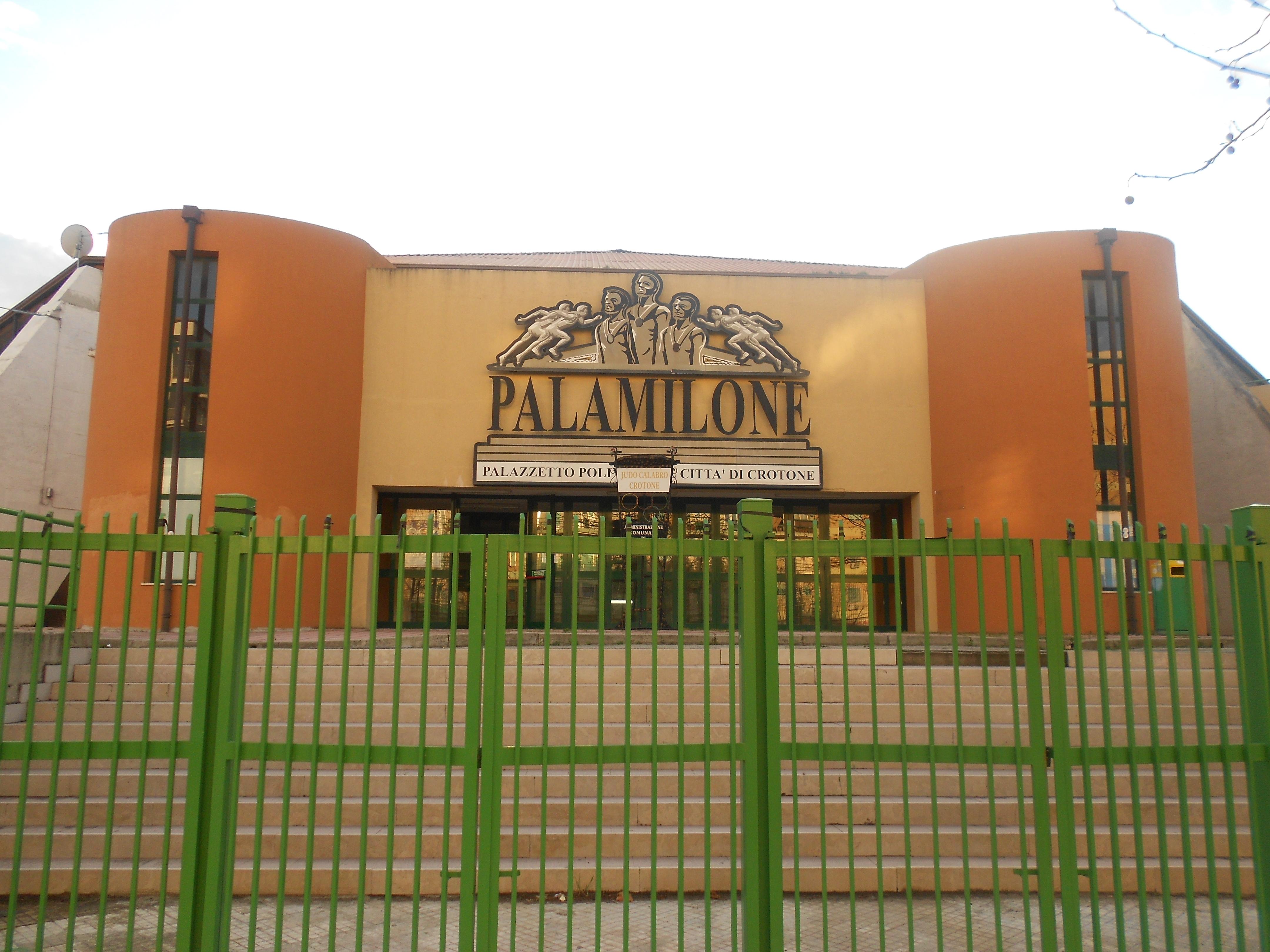 PalaMilone_-_ingresso